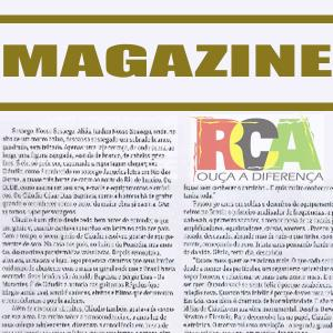 Magazine RCA Francisco Pereira